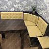 Кухонный уголок Маршал с раскладным столом и табуретами, фото 4