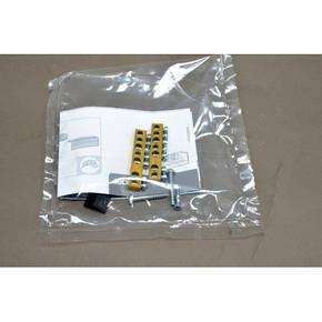 Щит на 10 модулей накладной с прозрачной дверью Hager Cosmos VD110TD, фото 2