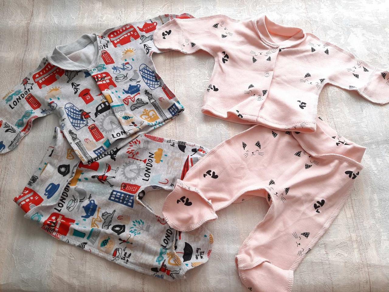 Комплект для недоношенных деток ТМ Pupchik