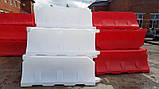 Дорожній блок водоналивний 2.0 (м) дорожні бар'єри, фото 2