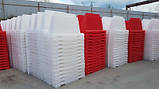 Дорожное ограждение Блоки Дорожные барьеры 1.2 (м), фото 3
