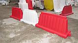 Дорожное ограждение Блоки Дорожные барьеры 1.2 (м), фото 10