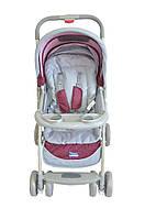 Детская коляска-книжка ТМ LaBona Baby Line T-102 красная