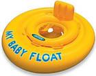 """Надувные водные ходунки 70 см """"My baby float"""", от 6 до 12 месяцев, до 11 кг   Надувной круг-ходунки для детей, фото 3"""