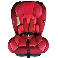 Автокресло детское ME 1017 STEP Red   группа0+/1-2-3(до36кг),5-ти точ.рем.безоп,красный (ME 1017 Red)