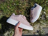 Женские кроссовки в стиле Alexander McQueen