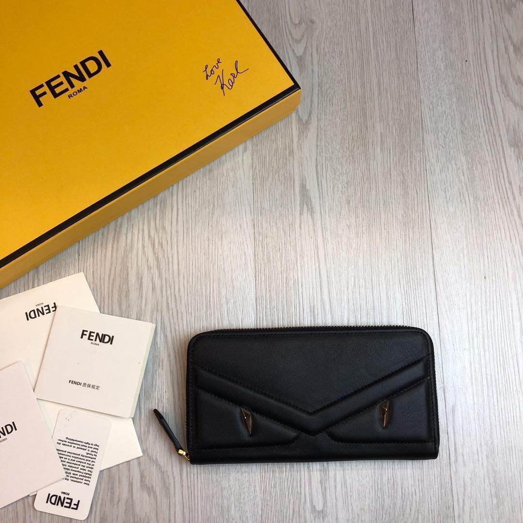 Мужской кошелек Fendi