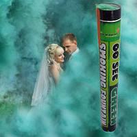 Зеленый дым для фотосессий (арт. SFL-12)