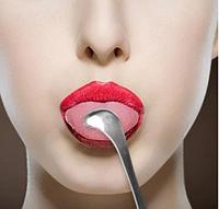Очиститель-скребок для языка