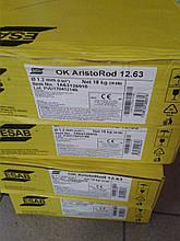 Дріт зварювальний ESAB OK Aristorod 12.63 Ø1,2 мм (18 кг)