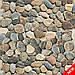 Коврик для ванной и туалета Аквамат Dekomarin Турция 80см, фото 2
