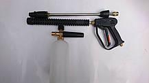 Пистолет профессиональный для мойки высокого давления ( металл), фото 3