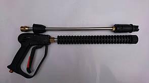 Пистолет профессиональный для мойки высокого давления ( металл)