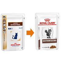 Royal Canin Gastro Intestinal Feline 85 г для кошек при заболеваниях ЖКТ