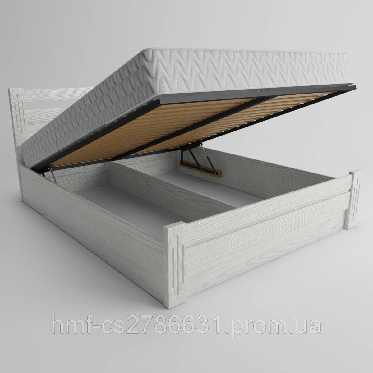 """Кровать с подъемным механизмом """"Вена"""" 180"""