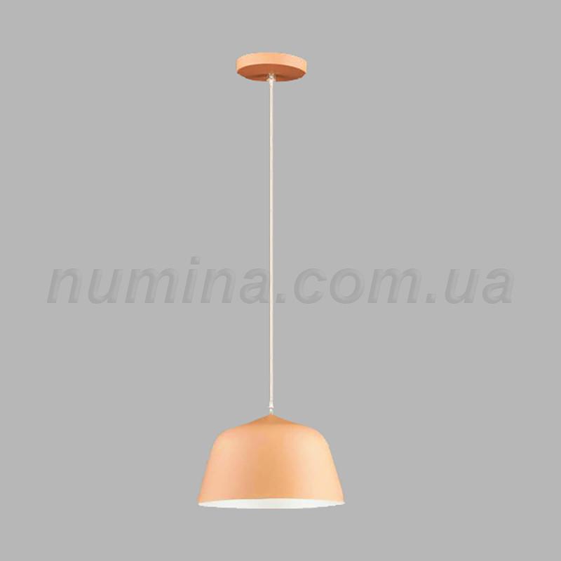 Люстра подвесная на одну лампу 29-X929A/1P PK+WT