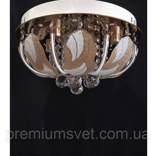 Люстра потолочная с LED подсветкой 0761/4 LED B Y