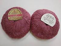 Пряжа для вязания YARNA Soft Dream (Софт Дрим) розовый 6134