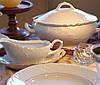 Набор десертных тарелок 19см Rococo 3604