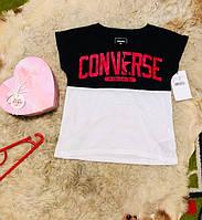 Футболка для девочки Converse