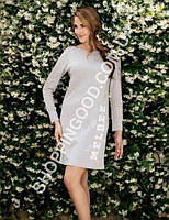 """Красивое платье для дома и отдыха  Mel Bee MBP 22304 """"Нежность"""""""