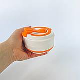 Складная кружка Cortado Color (ORANGE), фото 5
