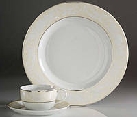 Набор обеденных тарелок 27см Yvonne E359