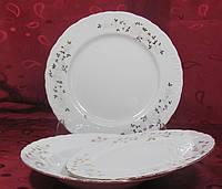 Набор десертных тарелок 19см Rococo 9705