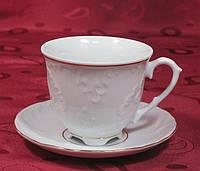 Кофейная чашка с блюдцем 0,17 Rococo 3604