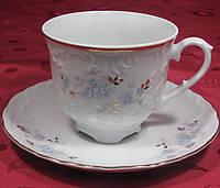 Чашка с блюдцем Rococo 9706