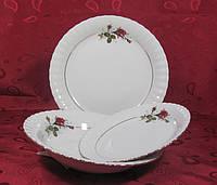 Набор суповых тарелок 22.5см Ivona 0011