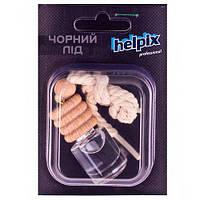 Освежитель воздуха Helpix автомобильный ЧЕРНЫЙ ЛЕД 4 мл (2425)
