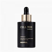 Омолаживающая ампульная сыворотка со стволовыми клетками Medi-peel Cell Tox Dermajou Ampoule