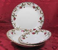 Набор десертных тарелок 19см Ivona 0013