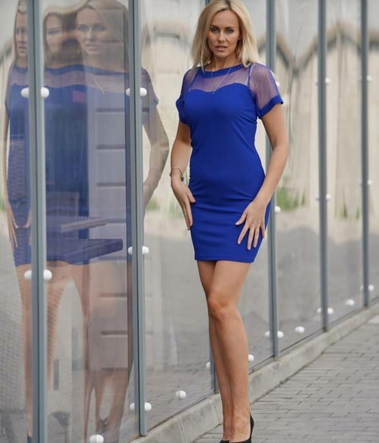 Женское платье коктейльное мини 42,44,46