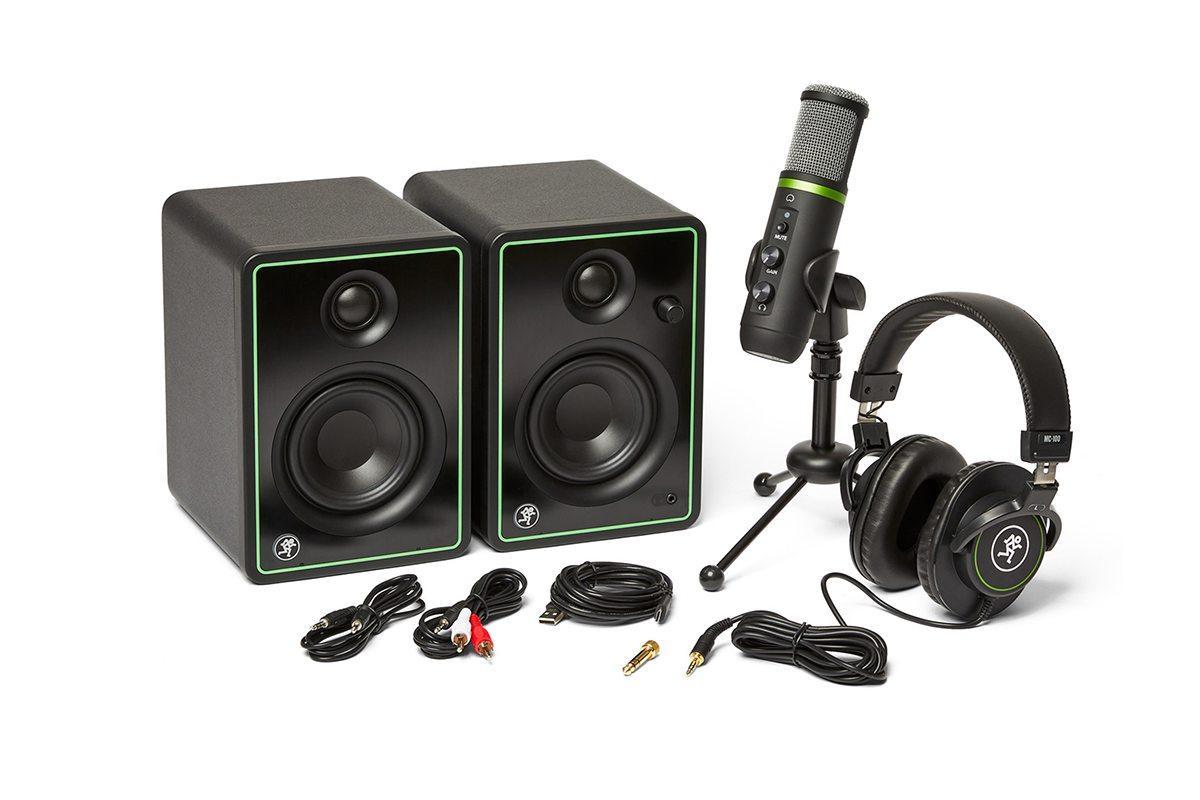 Комплект для звукозапису MACKIE CREATOR BUNDLE