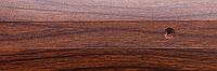 Порог алюминиевый 6А 0,9 метра тик 5х30мм скрытое крепление