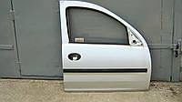 Дверь передняя правая Opel Combo 2005, серая