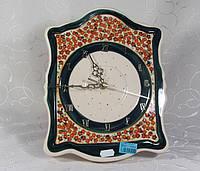 Часы керамические сувенирные 6584