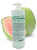 Антисептик спиртовой для рук 75% спирта SeptPower Deluxe Guava 1.1 l, фото 1