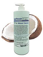 Антисептик спиртовой для рук 75% спирта SeptPower Deluxe Coconut 1.1 l, фото 1