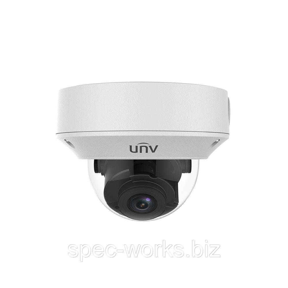 Видеокамера IP купольная Uniview IPC3234SR-DV 4Mpx