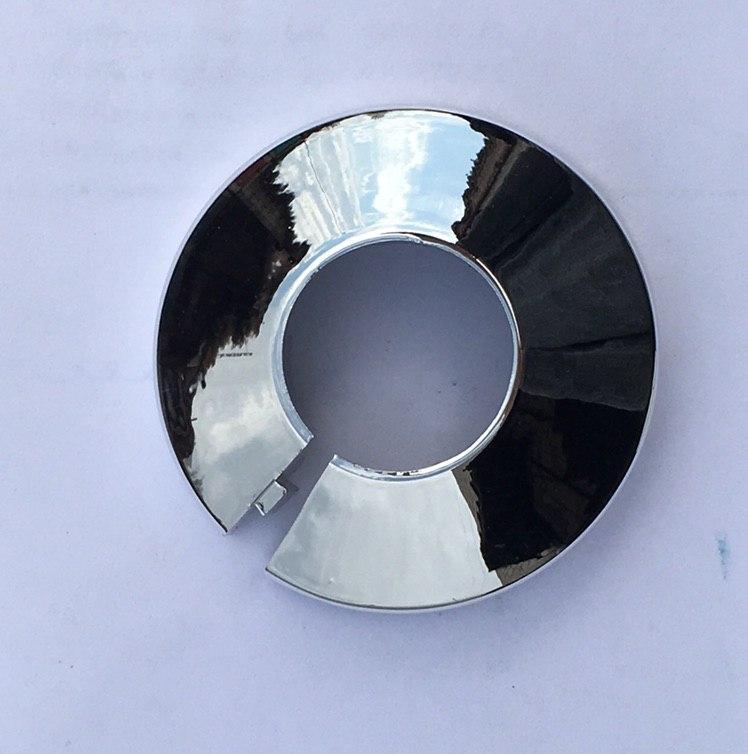 Декоративный фланец 18 мм пластиковый разборный Aqua-World ВР303-18с