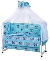 Детский постельный комплект «Кроха»