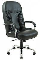 Офисное Кресло Руководителя Richman Буфорд Флай 2230 Хром M1 Tilt Черное