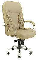Офисное Кресло Руководителя Richman Буфорд Флай 2238 Хром M1 Tilt Кремовое