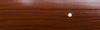 Порог алюминиевый 22А 1,8 метра дуб темный 5х60мм