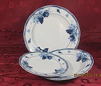Набор тарелок для супа на 6 персон Feston  G045 виноград