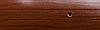 Порог алюминиевый 6А 0,9 метра дуб темный 5х30мм скрытое крепление