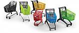 Покупательская тележка пластиковая RABTROLLEY Trolley 80L MINI ECO, фото 2